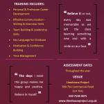 CC+ leaflet 2018 Capacity Building