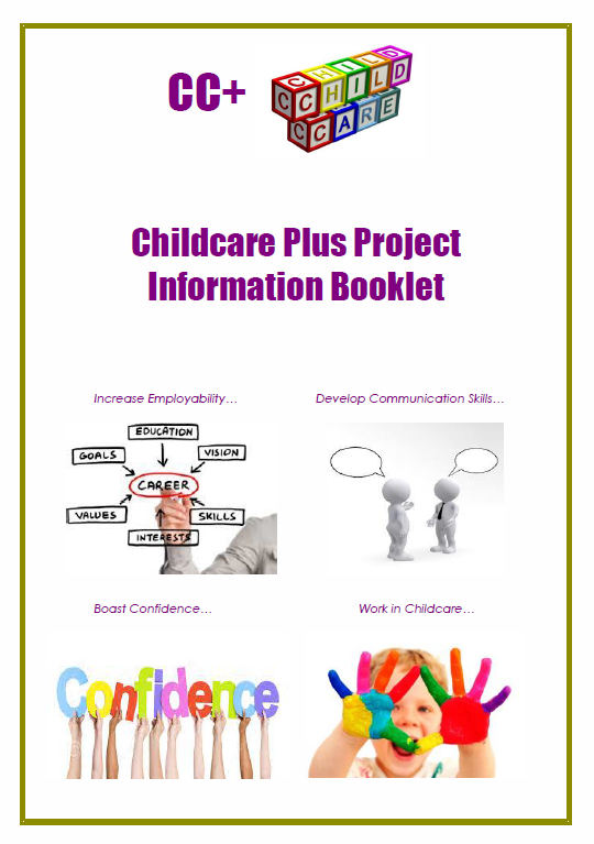 CC Plus Info Booklet Front Page